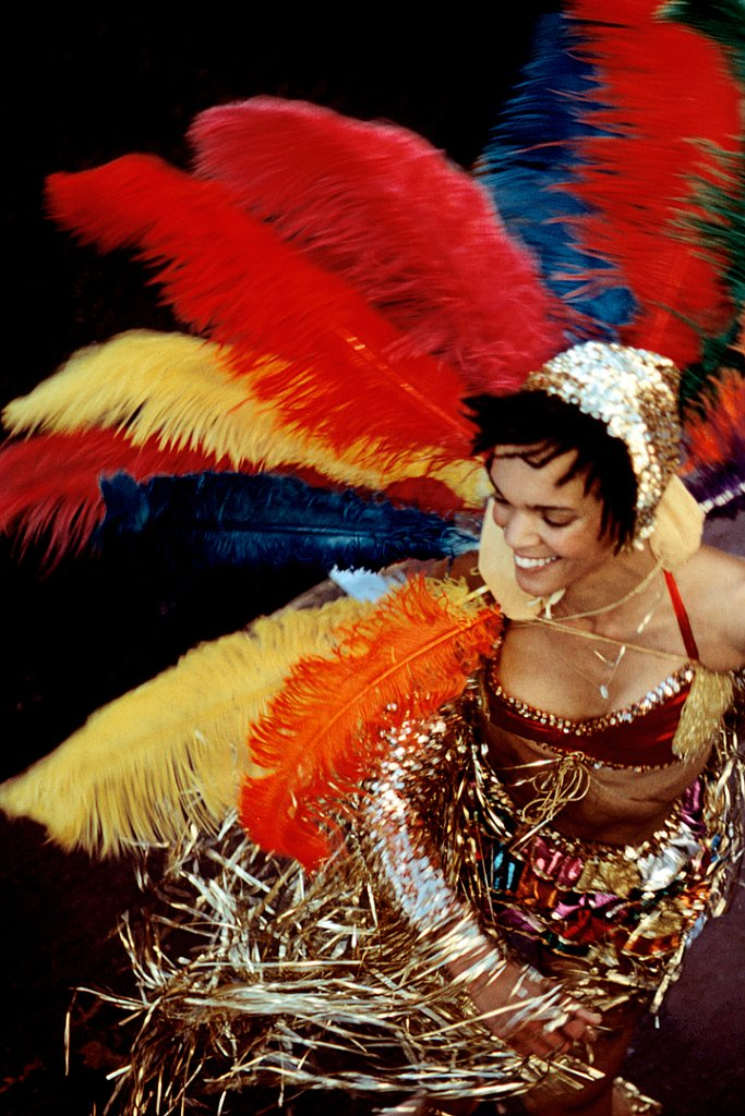 Castro street dancer
