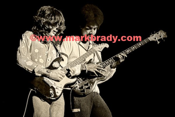 Stanley Clarke and Ray Gomez