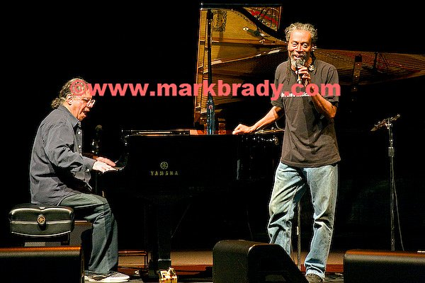 Chick Corea and Bobby McFrin
